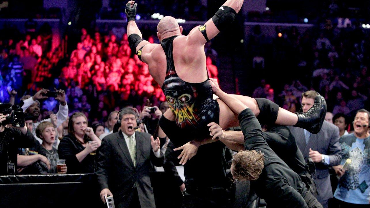 Survivor Series Count-Up – 2012: The Night That Changed Everything
